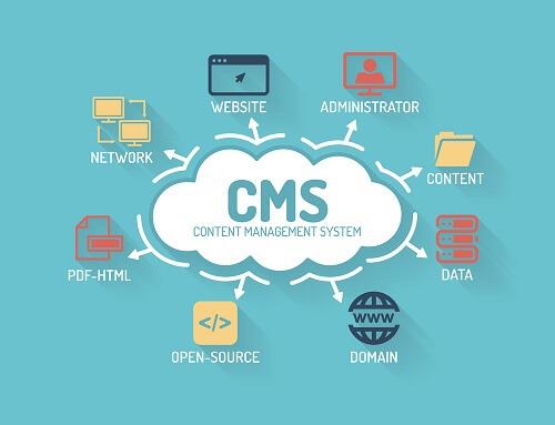 Разновидности CMS